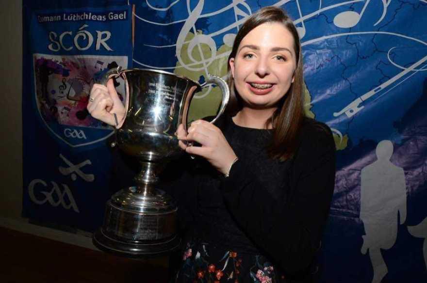 Muireann wins Munster Scór