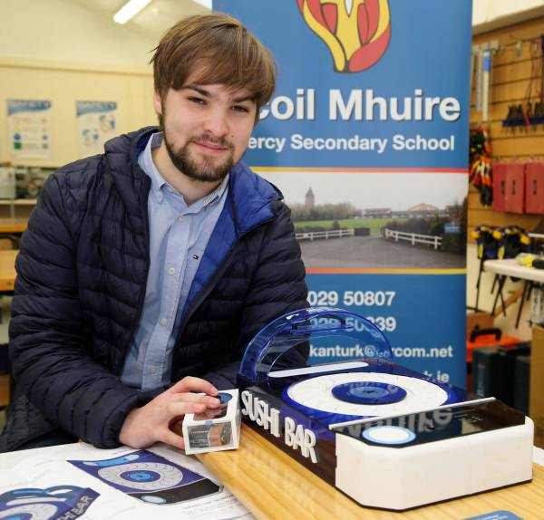 top technology student in Ireland