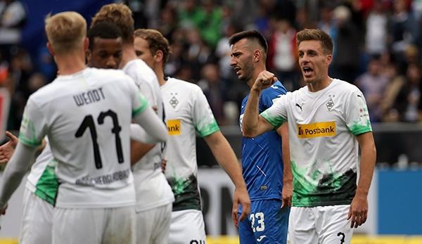 Borussia M'gladbach-Hoffenheim