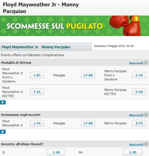 scommesse--Floyd-Mayweather-Jr---Manny-Pacquiao