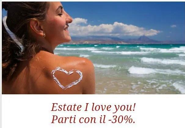 Italo: Estate I Love You! Parti con il -30%