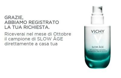 Slow Age di Vichy