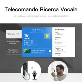 ricerca vocale abox A4