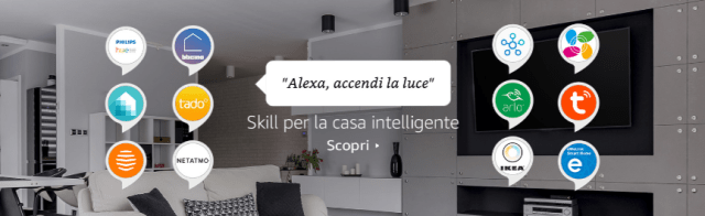 Skill Alexa