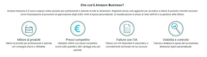Amazon Business: che cos'è?