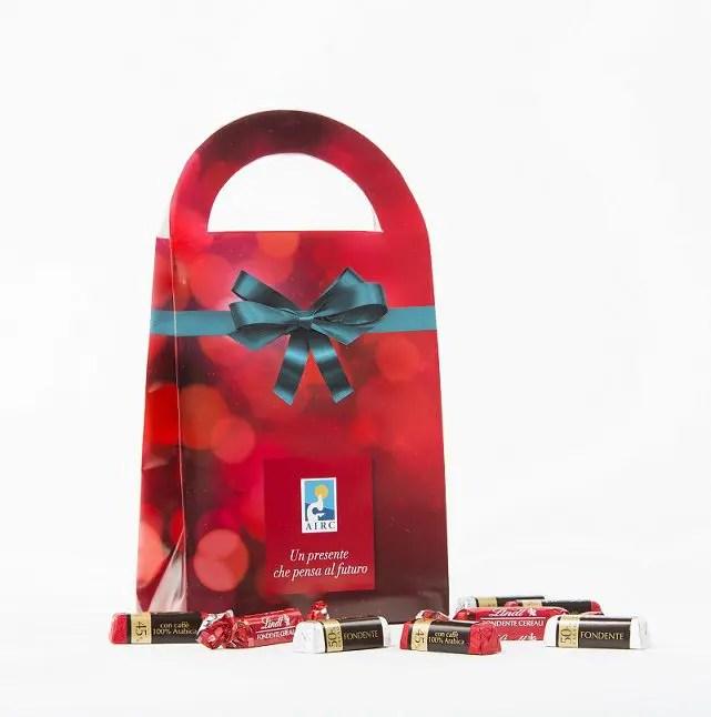 Disponibili su Amazon I Cioccolatini della Ricerca AIRC