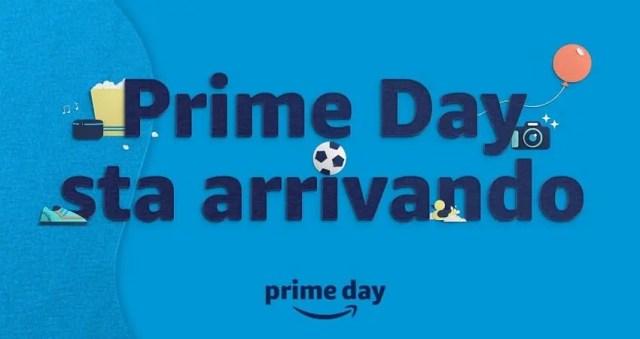 Amazon Prime Day 2021 - pagina ufficiale dell'evento