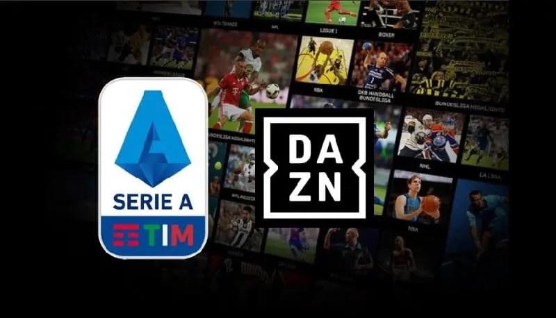 DAZN trasmetterà tutta la serie A: ecco costi e rincari