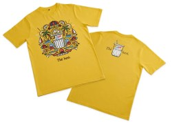T-shirt Estathè Van Orton Design