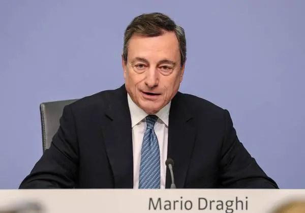 Mario Draghi Rincaro bollette