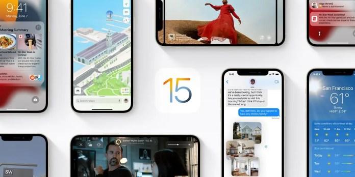 iOS 15: oggi il lancio su iPhone e iPad. Ecco quando scaricarlo