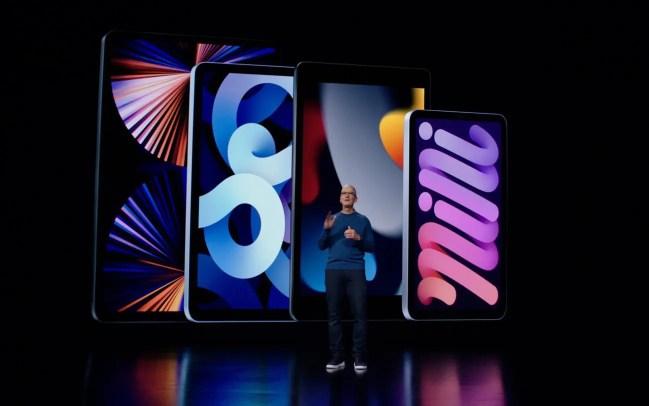 iPad 9 generazione presentazione