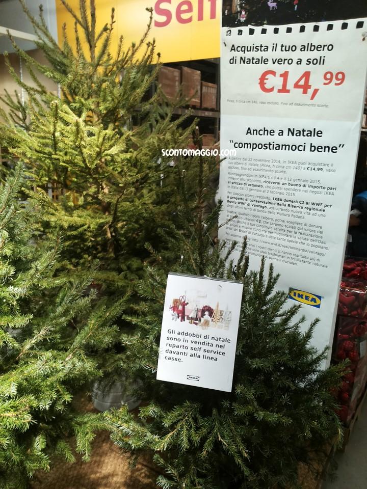 Albero Di Natale Gratis Con Ikea Compostiamoci Bene