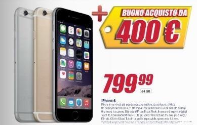 %name Big Bang Trony: buono sconto del 50% su importi superiori a 399€