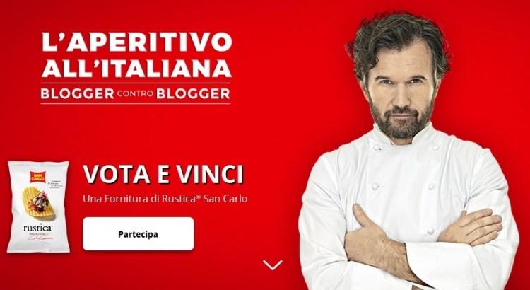 Concorso San Carlo - L'Aperitivo all'italiana