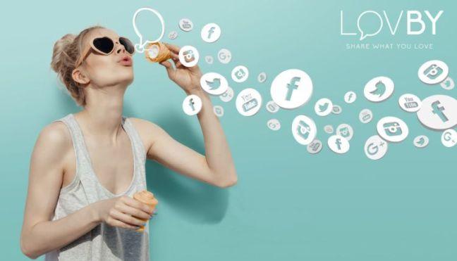 LovBY lapp che ti fa guadagnare attraverso i social LovBY: la piattaforma che ti fa guadagnare attraverso i social