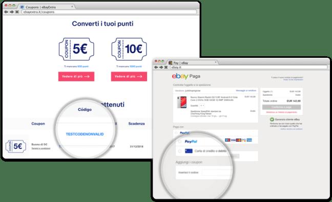 tutorial ebay extra eBay Extra: accumula punti con i tuoi acquisti eBay e convertili in buoni sconto