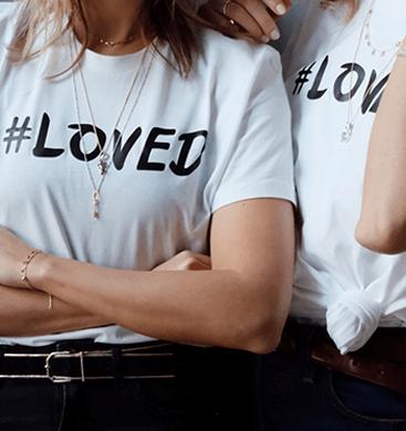 Concorso Pandora You are loved T shirt Concorso You are #Loved: vinci gratis una t shirt Pandora