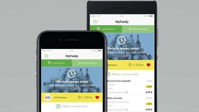MyFoody Trova le offerte antispreco dei supermercati vicino a te con MyFoody