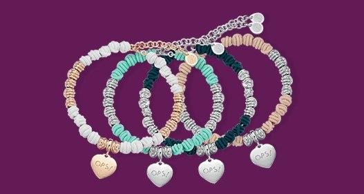 bracciale OPSOBJECTS Collezione Nodi Lux Acquista Pesoforma e vinci bracciali OPSOBJECTS + in omaggio un voucher sconto Musement