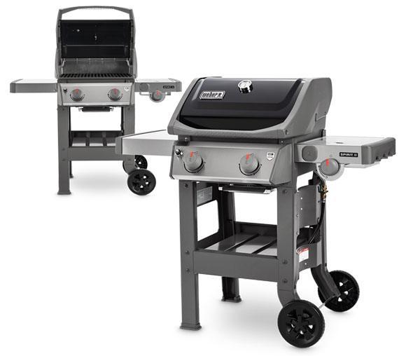 Barbecue a gas Spirit II E 220 GBS Vinci un barbecue Weber con Radio 105