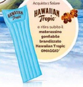 Omaggio Hawaiin Tropic Tutti gli omaggi con acquisto da Tigotà (Maggio 2019)