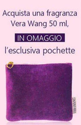 Omaggio Vera Wang Tutti gli omaggi con acquisto da Tigotà (Maggio 2019)
