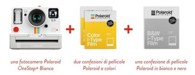 Premi Estrazione Yomo Concorso Yomo: la gioia di vincere: vinci cofanetti Smartbox e Kit Polaroid