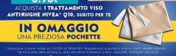 omaggio pochette Tutti gli omaggi con acquisto da Tigotà (giugno 2019)