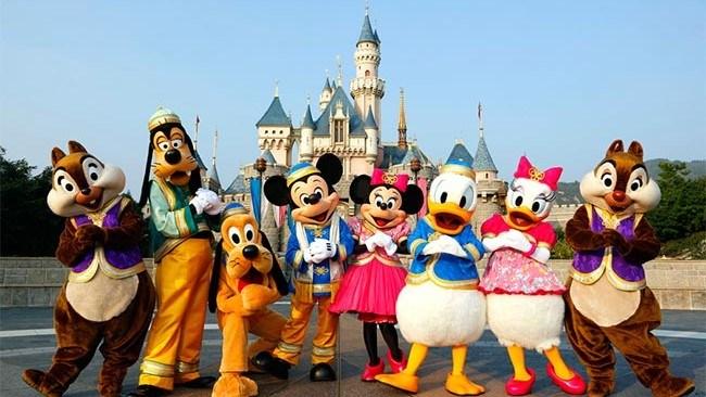 Vinci gratis un viaggio a Disneyland Paris con Tv Sorrisi e ...