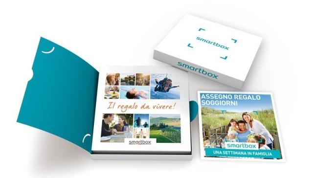 www.scontrinofelice.it smartbox una settimana in famiglia Iscriviti alla newsletter di Aldi e vinci 2 cofanetti Smartbox Una settimana in famiglia!
