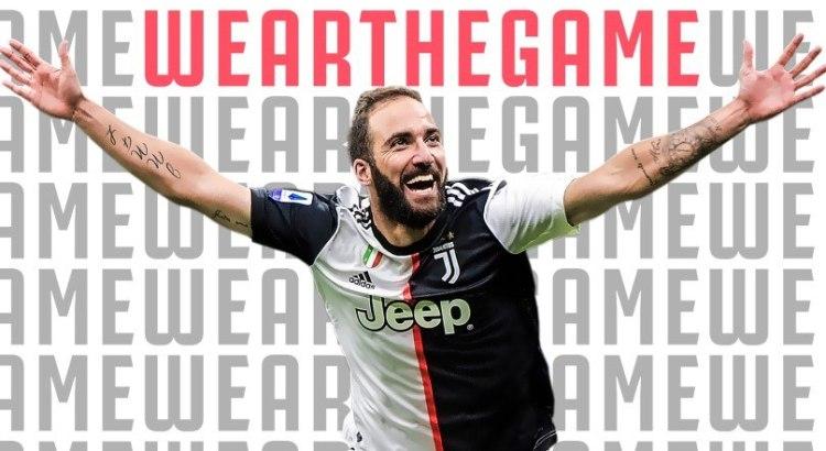 Concorso gratuito Wearthegame vinci maglie Juventus