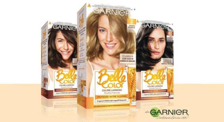 Diventa Tester Garnier Belle Color Esperienza Di Bellezza