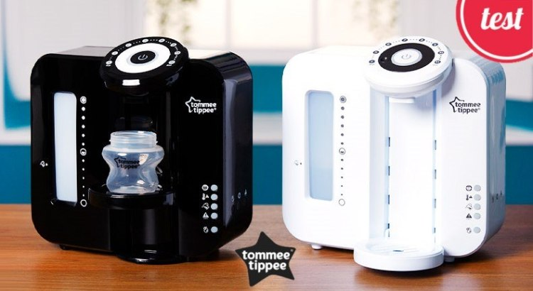 Diventare tester Perfect Prep di Tommee Tippee