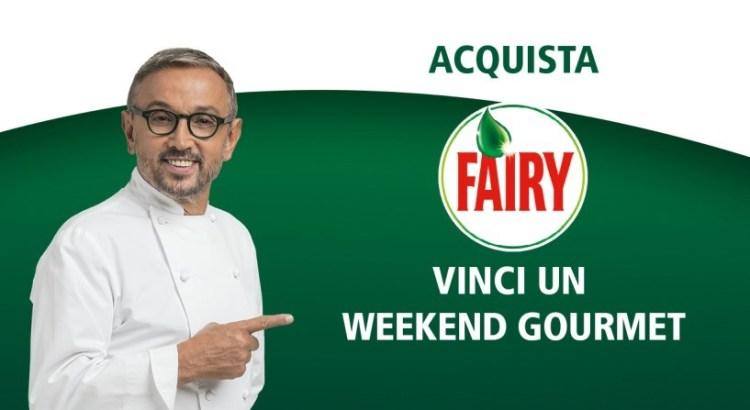 Concorso Fairy vinci un soggiorno gourmet – seconda edizione