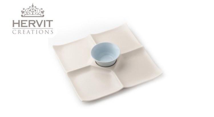 Concorso Hervit: vinci gratis set porta stuzzichini in ceramica