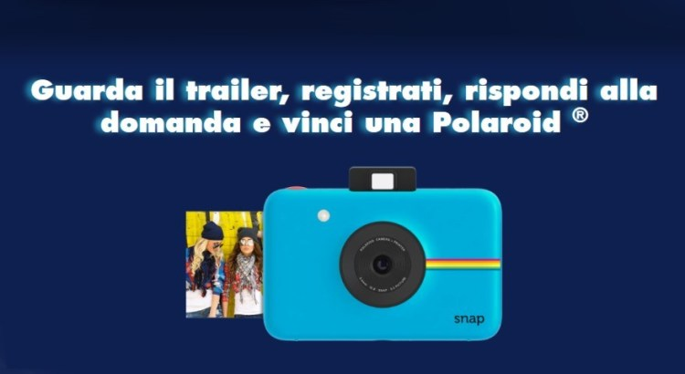 Vinci gratis Polaroid Snap con EF Education First