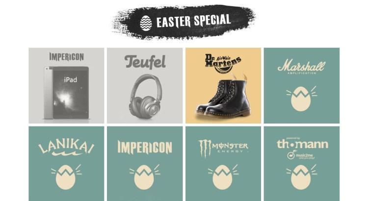 Calendario di Pasqua vinci ogni giorno un premio diverso