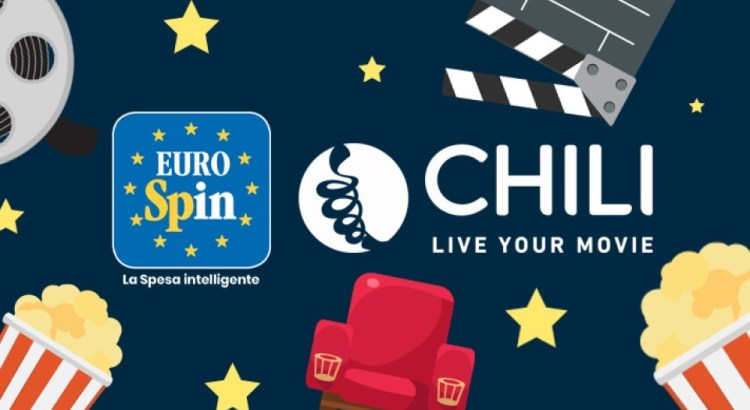 Eurospin ti regala un film in streaming su Chili
