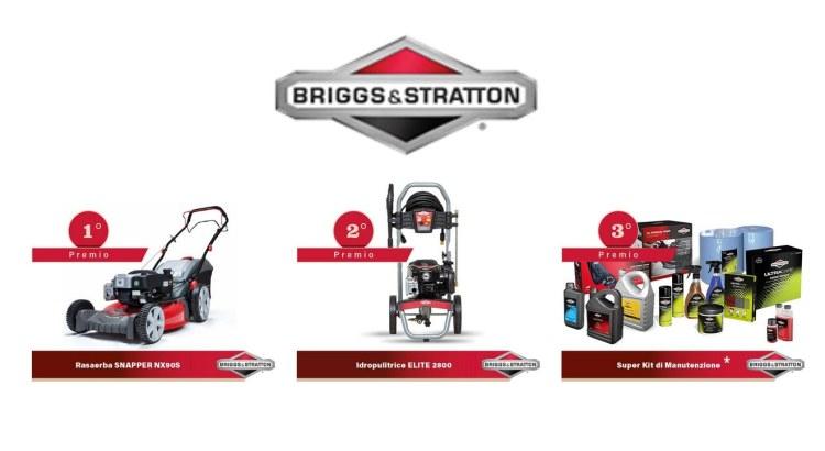 Vinci gratis rasaerba idropulitrice kit di manutenzione Briggs & Stratton