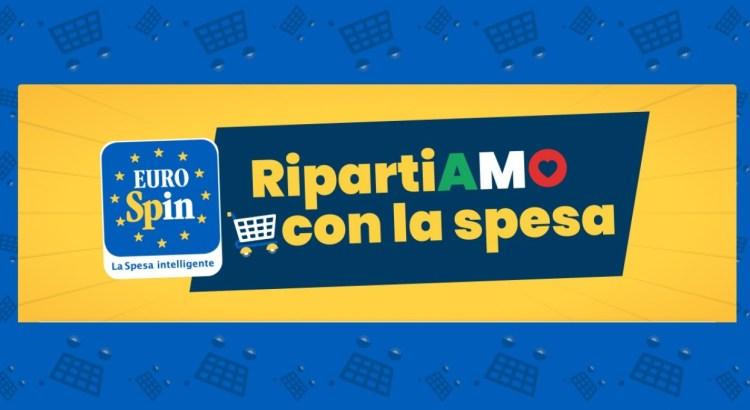 Concorso Eurospin RipartiAMO con la spesa RipartiAMOconlaspesa