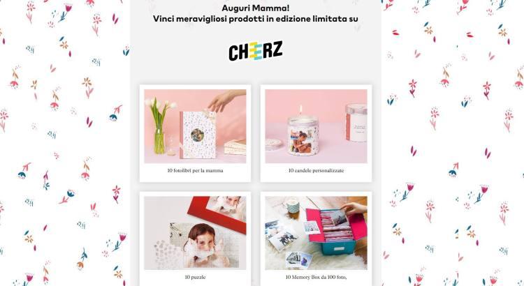 Concorso H&M Viva La mamma Cheerz Edizione Limitata 2020
