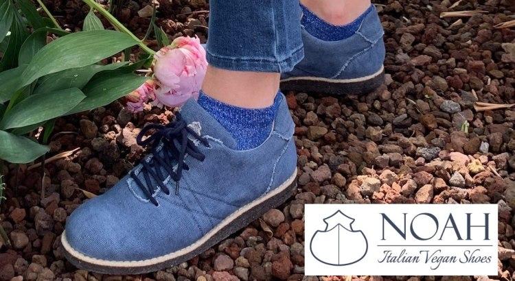 Vinci gratis un paio di scarpe Noah Italian Vegan Shoes a tua scelta
