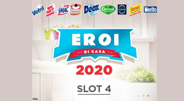 Eroi di casa 2020 slot 4 Alì Aliper Interspar Bennet