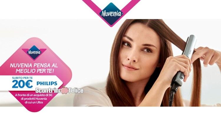 Nuvenia pensa al meglio per te ricevi buono sconto Philips