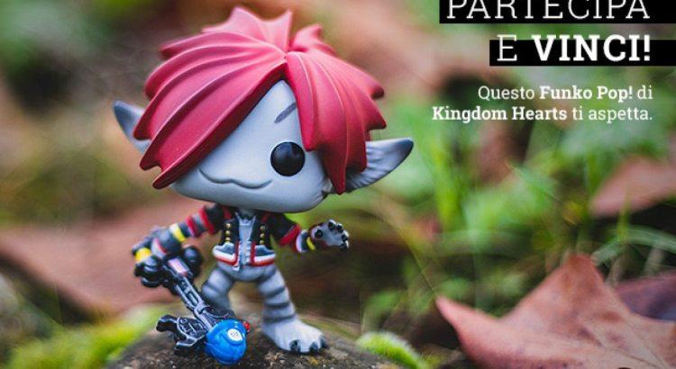Vinci gratis Funko Pop di Kingdom Hearts con EMP Italia