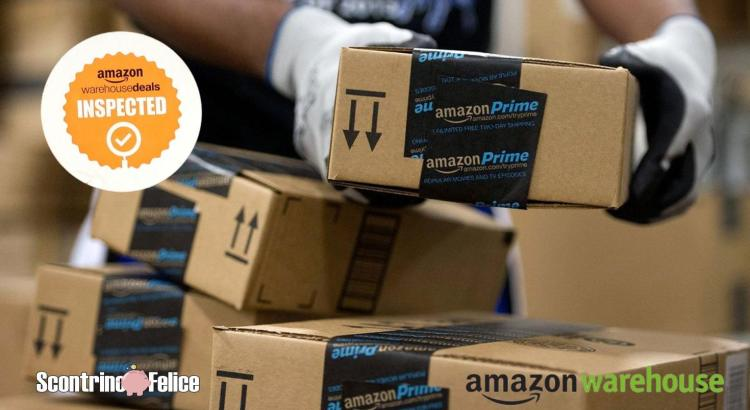 Come funziona Amazon Warehouse