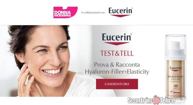 Diventa tester Hyaluron Filler Helasticity 3D Serum di Eucerin