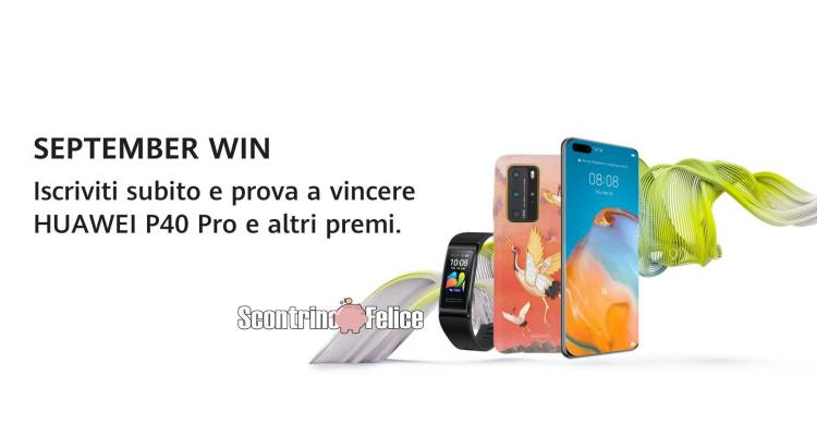 Huawei September Win