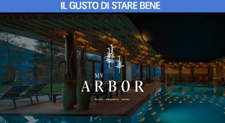 Concorso gratuito Rauch Bravo Il gusto di star bene in palio soggiorni presso My Arbor Hotel